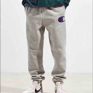 Mens Champion Reverse Weave Sweat Pants
